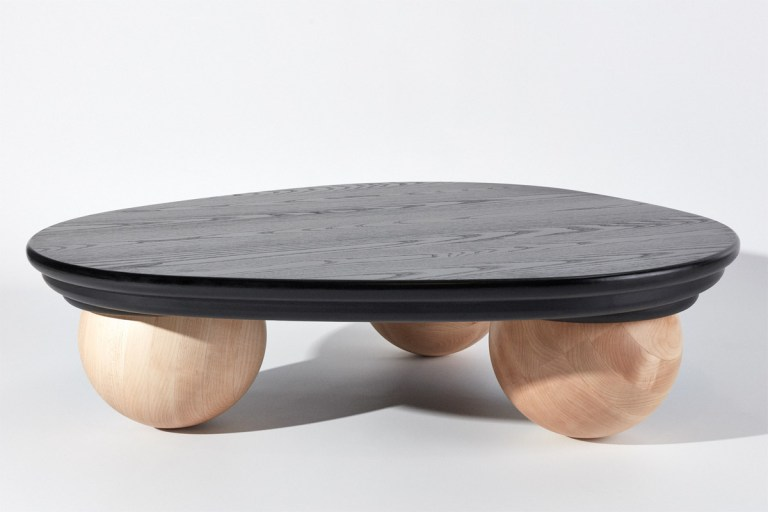 Beraking table by Jack Flanagan. Photo: Toby Peet. Image: The Design Writer