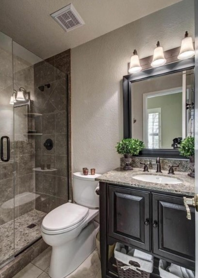 50 Amazing Small Bathroom Remodel Ideas | Tips To Make a ...