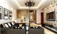 30 Latest False Ceiling Design For Rectangular Living Room