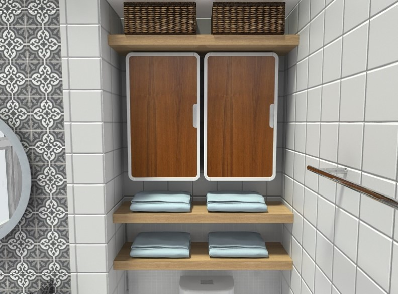 Top 35 Bathroom Storage Ideas, Mess Trimming Adorn Your Private Loo