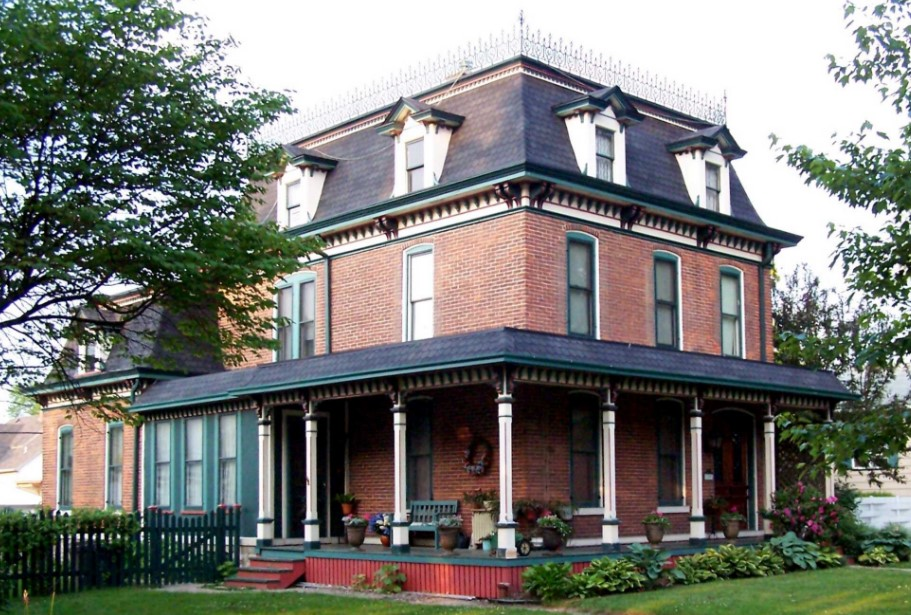 All About Mansard Roof: What Is, Detail, How To Build, Advantages And
