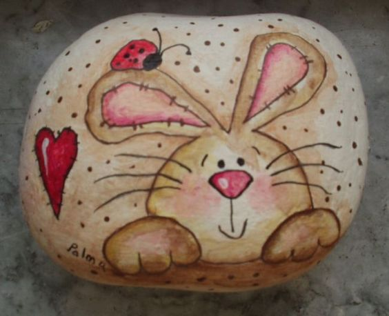 50 Best Animal Painted Rocks for Beginner Rock Painters  How to Paint Rocks