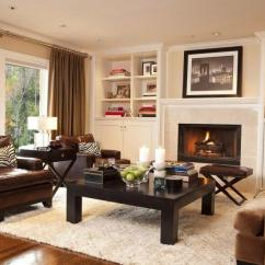 Living Room Color Ideas With Brown Leather Furniture Best Ceiling Design 2017 Decorating Family Elegant 25 Cozy Tips And For Small Big Rooms Pertaining To 16