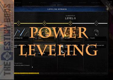 New World Power Leveling