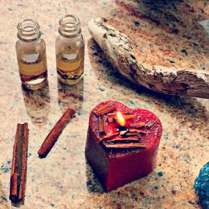 Positivity Love Spell Candles