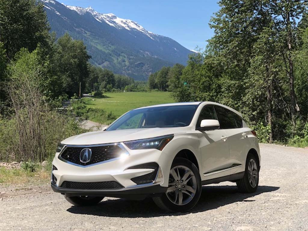 First Drive 2019 Acura Rdx  Thedetroitbureaucom