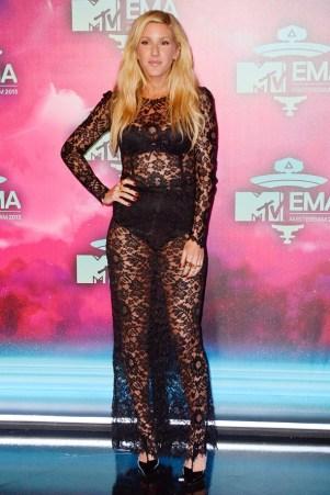 Ellie Goulding in Dolce&Gabbana