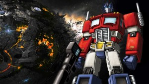 """I recently discovered that the """"Transformers"""" cartoon I grew up with is referred to now as """"G1"""" which sounds better than calling Optimus Prime an OG."""