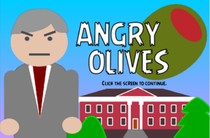 angry olives