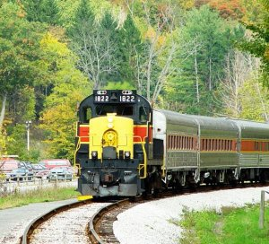 Cuyahoga Valley Scenic Railroad (photo courtesy of cvsr.com)