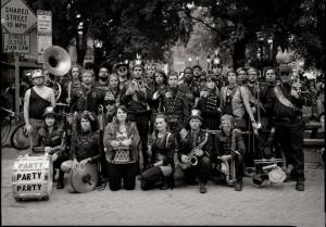 Radical Brass Night - Detroit Party Marching Band
