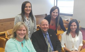 caseworkers and probation