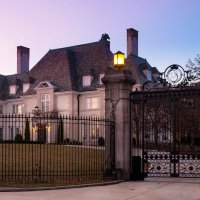 Vintage Structures | The Harvey S. Firestone Jr. Mansion
