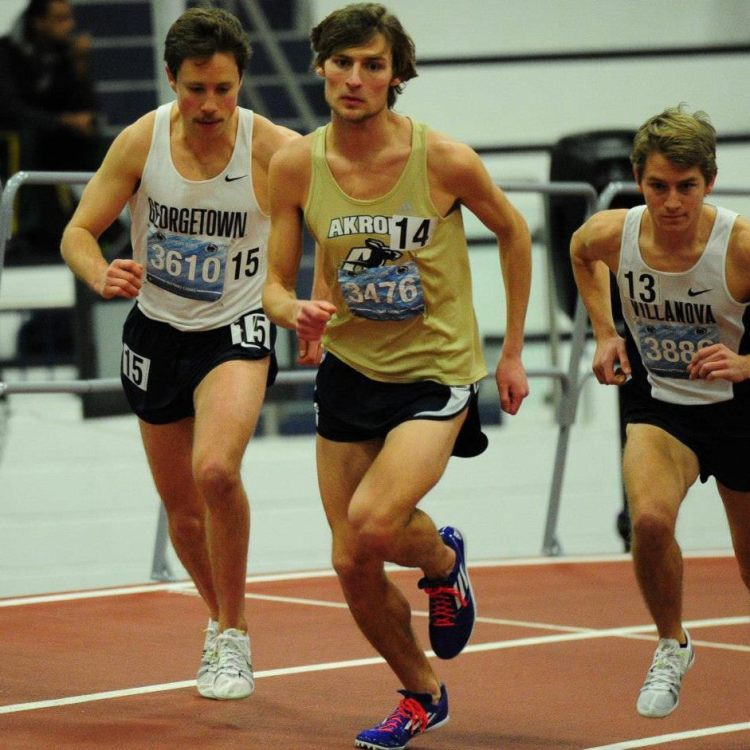 University of Akron track and cross country