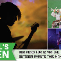 Devil's Dozen | 12 virtual and outdoor events for August