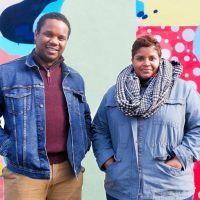 Dominic Moore-Dunson and Dara Harper Launch Black Artists Guild