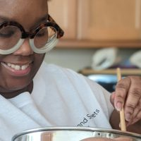 Yvonne's Arts and Sweets: Practicing self-care through baking and painting