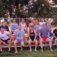 Sharing miles: Akron running clubs form community through training, races