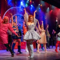 """Weathervane's """"Kinky Boots"""" at last struts the stage — nearly a year and a half later"""
