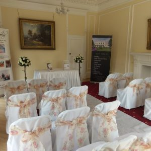 chair cover hire exeter leather chairs of bath ibsen sash the devon wedding company