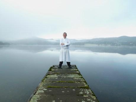 chef Mark Teasdale