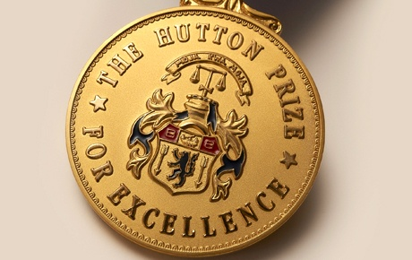Hutton Prize for Excellence