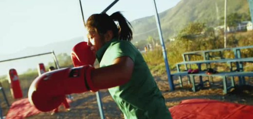 Mary Kom's First Fight Club