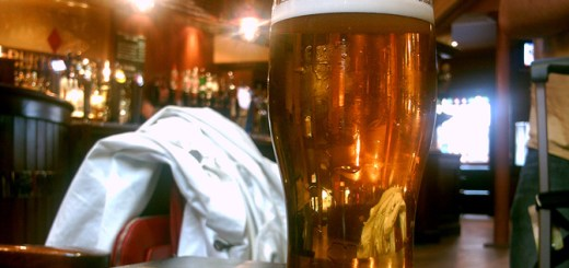 (image: A pint of beer by Tim Dobson CC-BY-2.0, via Wikimedia Commons)