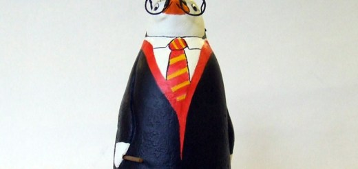 Harry Potter penguin