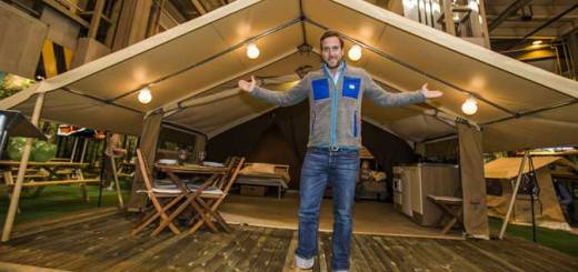 Ben Fogle launches Ready Camp