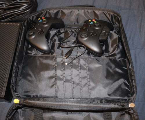 xbox 1 carrying case, xbox one travel case,
