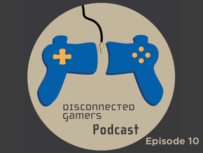 game review podcast, reviewing games, gravity ghost, robot roller derby disco dodgeball,