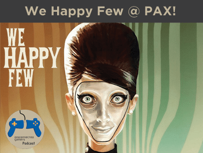 we happy few game, we happy few, compulsion games newest IP, british game, survival games, futuristic video games, trippy video games,