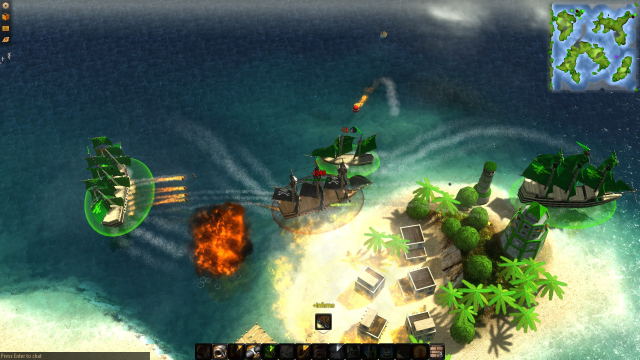 windward, windward game, ship game, steam pc games with boats, tasharen entertainment,
