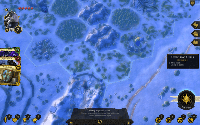 armello game, armello kingdom map, knights and armor, steam pc gaming,