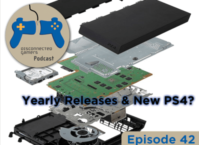 more powerful ps4, yearly game releases, ubisoft assassins creed, why assassins creed is broken, ac unity, ac syndicate, yearly gameplay mechanics, ps4 ultra, slim ps4,