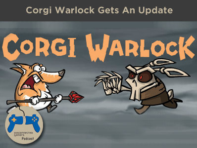 corgi warlock, steam updates, steam pc games, dog games, corgi video games,