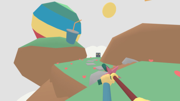 lovely planet, indie games, tinybuild, fps, steam shooter, speedrun shooter,