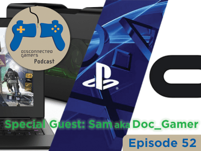 replay with doc, the tester season 1, doc_gamer, ps home, playstation podcast, gaming podcast, oculus rift, ces2016, razer blade stealth laptop,