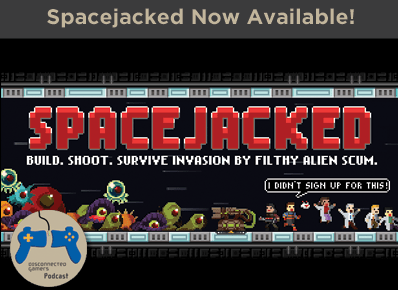 spacejacked, 8 bit platformer, shooter, steam pc, steam linux, 8 bit video games,