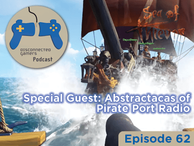 pirate port radio, sea of thieves, rare game, rare goldeneye, rare pirate video game, xbox one,