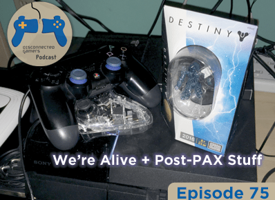 gaming podcast, video game discussion, dgcast, disconnected gamers, pax west,
