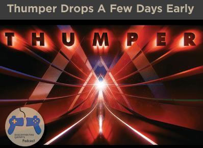 thumper vr, ps4 pro, 90fps, ryhthm game, steam, thumper game,