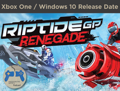 Riptide GP Renegade, Riptide racing games, xbox play anywhere, xbox one games, split screen multiplayer, online racing games,