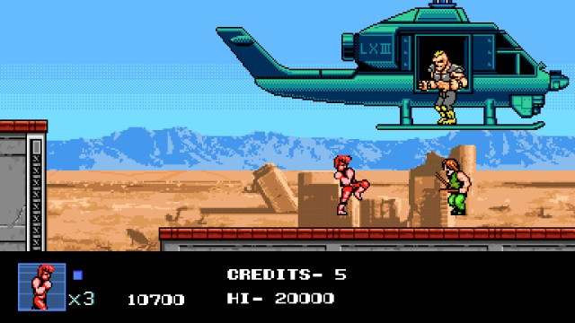 double dragon iv, arc system works, steam double dragon, ps4 double dragon,