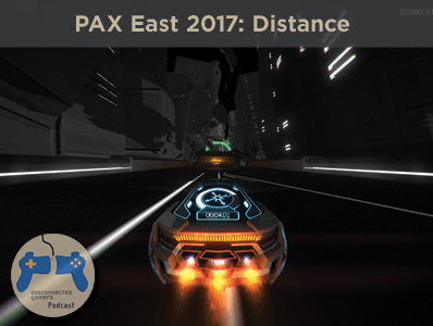 distance game, pax east 2017, adventure racing game, steam early access,