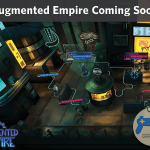 augmented empire, gear vr, samsung gear headset, augmented vr game,