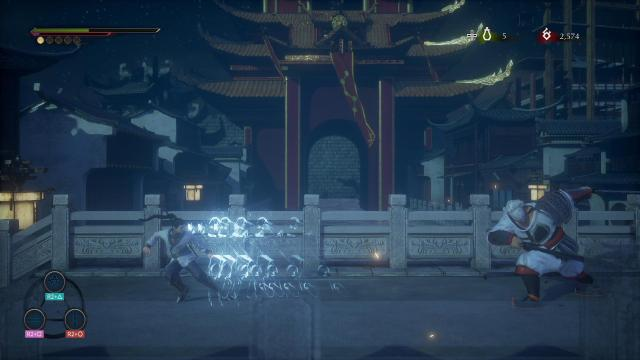 hidden dragon legend, ps4, side scrolling action adventure, oasis games,