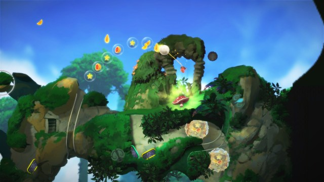 yokus island adventure, villa gorilla, pinball adventure game,