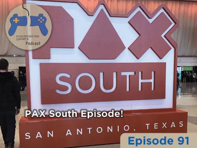 video game podcast, pax south 2018, clusterpuck 99, aftercharge, indie games, gaming podcast,